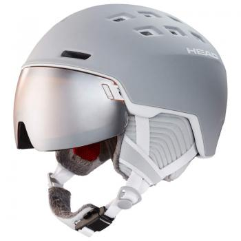 HEAD RACHEL grey 19/20 - Damen Skihelm