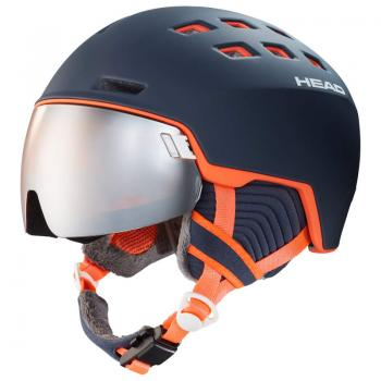 HEAD RACHEL blue/salmon 19/20 - Damen Skihelm