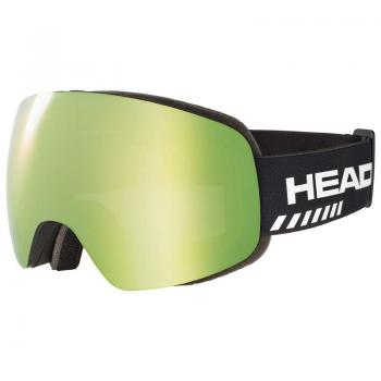 HEAD GLOBE TVT RACE green + SpareLens 19/20 - Skibrille