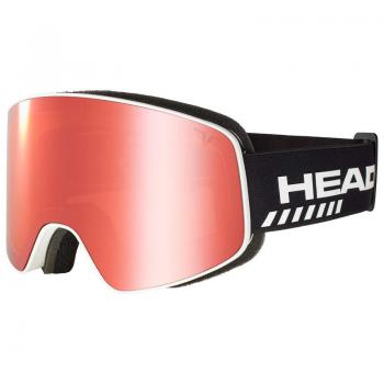 HEAD HORIZON TVT RACE red + SpareLens 19/20 - Skibrille