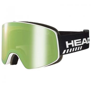 HEAD HORIZON TVT RACE green + SpareLens 19/20 - Skibrille