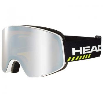 HEAD HORIZON RACE black + SpareLens 19/20 - Skibrille
