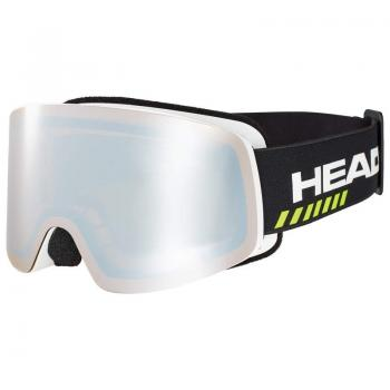 HEAD INFINITY RACE black + SpareLens 19/20 - Skibrille