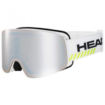 HEAD INFINITY RACE white + SpareLens 19/20 - Skibrille